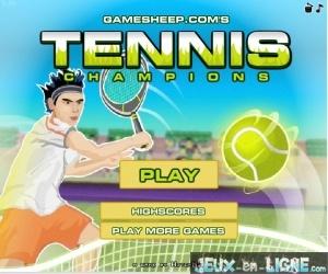 لعبة تنس 2012