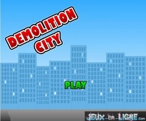 demolition city gratuit. Black Bedroom Furniture Sets. Home Design Ideas